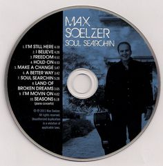 Soul Searchin' The latest Album / CD from Max Soelzer