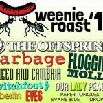 Weenie Roast 4-Pack Weekend!