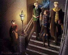 Attack on Titan and Harry Potter.