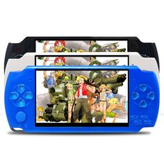 """>> Click to Buy << Original 4.3"""" Portable Game Console 8gb For Kids built in 1000+ Games Video Games Support Camera MP3 Player X6 console game #Affiliate"""
