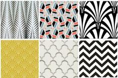 love me some art deco prints & patterns: http://bit.ly/GVLmPl