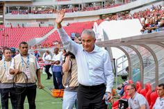 """Tite vê Corinthians abaixo do padrão em derrota: """"Sofremos um pouco"""" #globoesporte"""