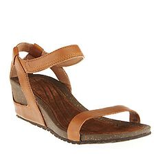 Teva Women's Cabrillo Strap Wedge Sandals :: Women's Shoes :: Casual Sandals :: FootSmart