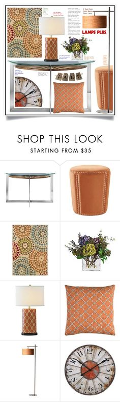 """Decorating for fall"" by ewa-naukowicz-wojcik ❤ liked on Polyvore featuring interior, interiors, interior design, home, home decor, interior decorating, Jennifer Taylor, Emerson, Port 68 and Universal Lighting and Decor"