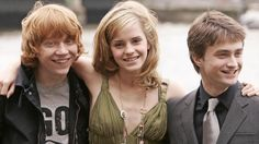 """The Cast of """"Harry Potter"""": Then and Now: Harry Potter was first released in theaters 15 years ago! Check out how your favorite cast members have grown up over the years."""