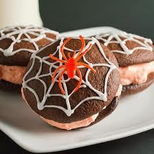 Spider's Web Whoopie Pies Photos 1