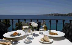 Restaurante Mallorca Il Paradiso | Mallorca restaurante Terraza Marivent | Mejores restaurantes Mallorca