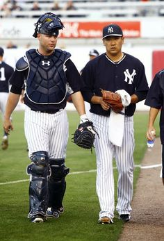 Bleeding Yankee Blue: BYB HAS THE OPENING DAY ROSTER