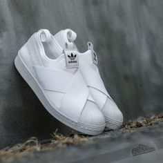 6828e2e801d6 Adidas Superstar Slip On White http   www.adboostsaleb.com Adidas Sneakers