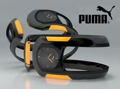Puma has carved a name for itself in the sportswear category. Time and again the brand has managed to produce high-end athletic and lifestyle products like shoes and merchandise. Apart from this, it also crafts wrist watches which manage to add a sporty style. Kar Hao Tan has designed a sports casual watch christened as Puma Casandra seen here.