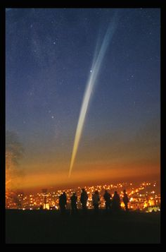 Looking forward to the appearance of Comet ISON in Winter 2013