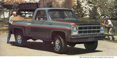 1979 GMC Street Coupe
