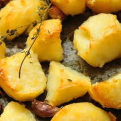 Are roast potatoes the best part of a Christmas dinner? We think they have a good case. Try our foolproof roast potato recipe