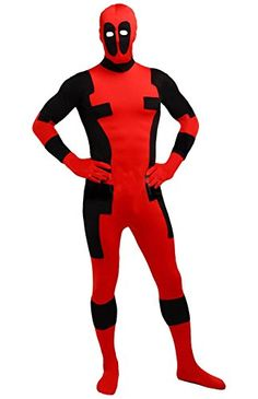 Mandy Unisex Lycra Spandex Zentai Halloween Cosplay Costumes Deadpool Costume For Adults and Kids Marvel Universe Deadpool Cosplay, Spiderman Costume, Marvel Costumes, Adult Costumes, Cosplay Costumes, Mascot Costumes, Diy Costumes, Spandex Suit, Costumes