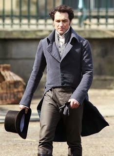 Pride & Prejudice (2005) Blog: New on set photos of Matthew Rhys and Anna Maxwell Martin as filming resumes in York for 'Death Comes to Pemberley'