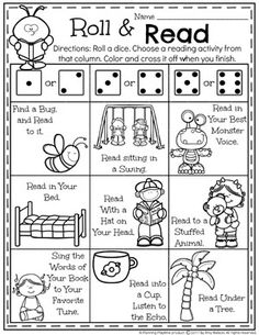 Summer Reading Activities Join our Email Group for Ideas, Freebies & Special Offers.As soon as school is out, I am on the lookout for great summer reading activities. Reading Bingo, Reading Log Printable, Reading Charts, Reading Logs, Kids Reading, Reading Skills, Reading Lessons, Guided Reading, Free Kindergarten Worksheets