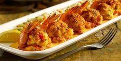 Maggiano's Restaurant : Crab and Shrimp Imperial