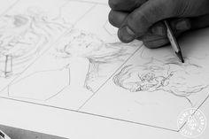 There Will Be Ink - 24h Comics Contest http://www.crimecitycomics.com/concorso-fumetto/