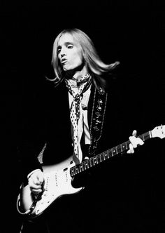 Tom Petty, London, 1977