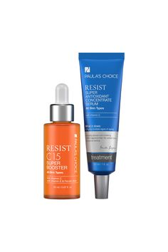 RESIST C15 Super Booster + Resist Super Antioxidant Concentrate Serum