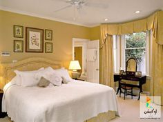 ستائر غرف نوم للعرائس 2015