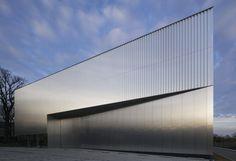 Research Centre ARENA2036 in Stuttgart: University Building, south west Germany – design byHENN architects - German Building, Architecture Images