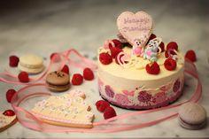 ハッピーアニバーサリー!: Wedding Anniverdasry cake