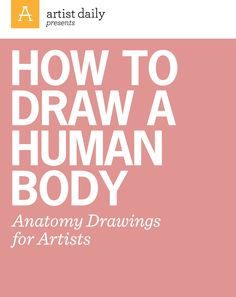 Learn expert tips for how to draw a human with this free eBook! These lessons include the basics of studying anatomy for human drawing and 12 differences between male and female bodies every artist should know.