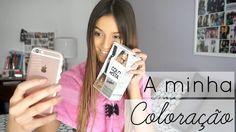 A minha coloração: L'Oréal Colorista Ombré   Ana Cunha