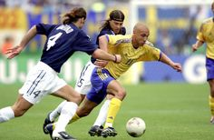 Henrik Larsson, Sweden (1993–2009, 106 caps, 37 goals), 2002