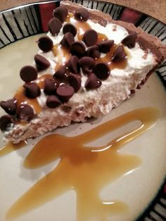 """Stacy's Peanut Butter Pie - """"Very delicious for such a simple recipe"""" @allthecooks #recipe"""