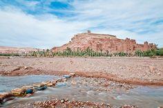 Ounila river near Ait Ben Haddou, Morocco. Fotografías por Anibal Trejo