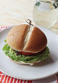 edamame burger