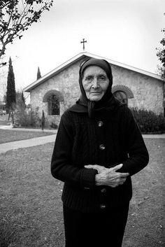 Mujer ortodoxa,,an Orthodox woman