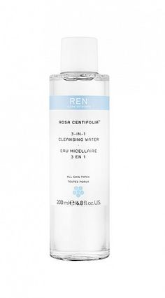 Rosa Centifolia 3-in-1 Cleansing Water by Ren