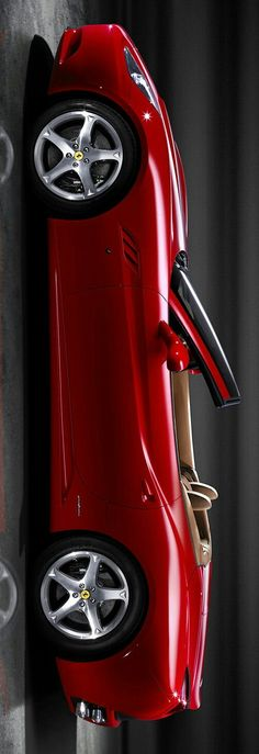 Ferrari California by Levon