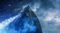 Gefällt mir: Kommentare: 1 – Game of Thrones Galerie (Game of Thrones.hd) n … - Diy Tattoo Ideas Game Of Thrones Winter, Game Of Thrones Dragons, Got Dragons, Game Of Thrones Art, Wall Game, Ice Dragon, Game Of Trones, Wings Of Fire, Night King