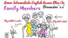 Possessive 's, s' – English Lesson Plan (A2)