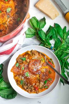 A Mediterranean twist around a British Northern family favourite recipe. It's a Summer minced lamb hotpot that's keto, topped with swede, baked Parmigiano Reggiano and full of low carb vegetables. It's all cooked in the same pot for ease. Includes step by step images and video to follow along. #keto #lowcarb Lamb Recipes, Potato Recipes, Carbs In Green Beans, Great Recipes, Favorite Recipes, Recipe Ideas, Blood Sugar Diet, Family Meals, Family Recipes
