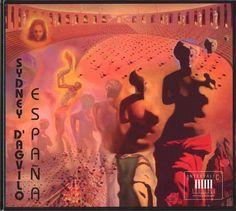 SYDNEY D'AGVILO, ESPAÑA (CD)