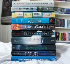 blue books by celinereads