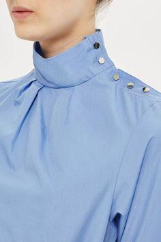Asymmetric Godet Dress By Boutique