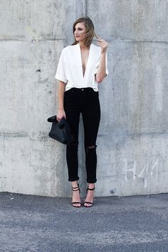 ファッションブロガーの人気コーディネート、海外レディーススナップ | Q ration(キューレーション) | QUAEL bags | クアエル