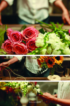 Shop now and take 15% OFF your first order! Use the code: WELCOME15. DIY flowers that are beautiful and farm fresh. Browse The Bouqs Company's wide variety of roses, ranunculus, daisies and more!