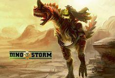 dino storm | dino_storm 450