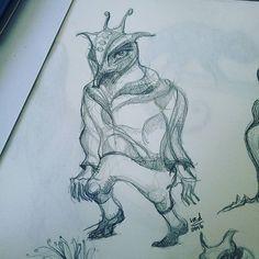 Boceto. En busca de personajes para próxima producción. Sketch. Looking for characters for upcoming production. #boceto #sketch #arte #art #kunst #dibujo #drawing #personaje #character