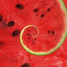 New party member! Tags: food fruit hypnotic watermelon spiral food porn konczakowski