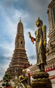 #thailand #bangkok #temple #buddha