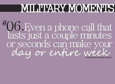 even a phone call that last just a couple minutes or seconds can make your day or entire week