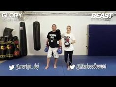 Technique of the Week - How To Land A Front Kick - YouTube